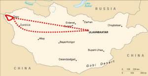 Mongolie altai